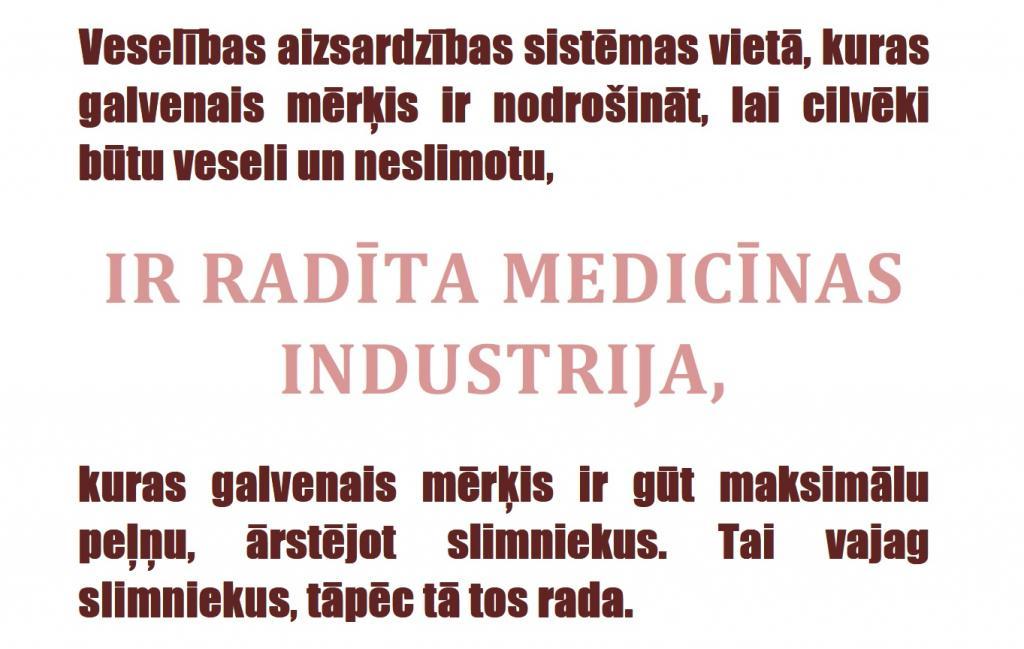 medicīna